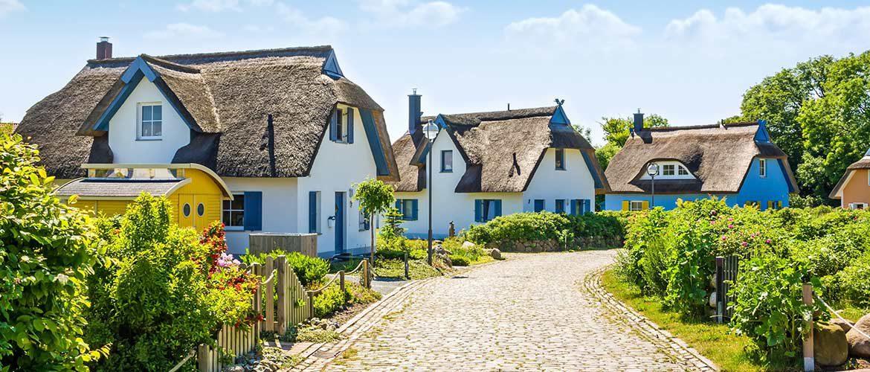 Ferienhäuser & Ferienwohnungen in Boltenhagen