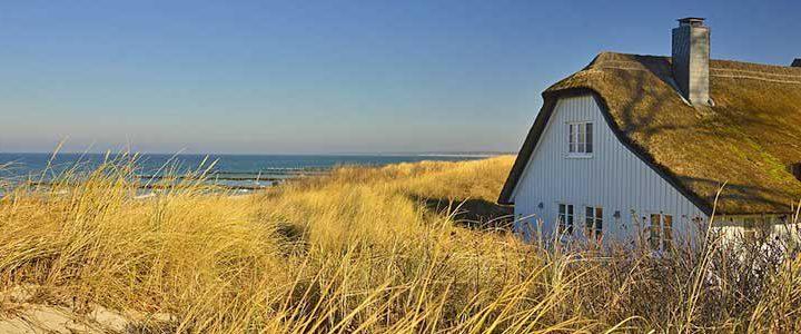 Ferienhäuser & Ferienwohnungen Boltenhagen mit Meer- oder Seeblick