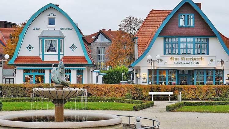 Restaurant in Boltenhagen