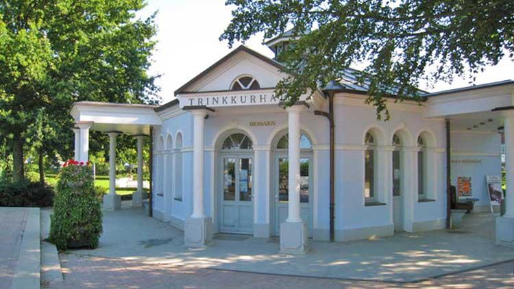 Trinkhalle in Boltenhagen